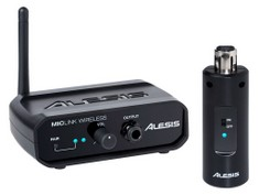 ALESIS MicLink Wireless-ADATTATORE WIRELESS DIGITALE PER MICROFONO