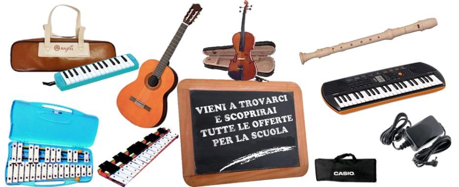 a6ba04ab08 Offerte per scuole: Strumenti Musicali per Associazioni musicali ...