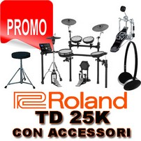ROLAND TD 25K CON STAND MDS 4V-PACK
