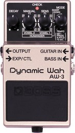 BOSS AW-3  PEDALE EFFETTO