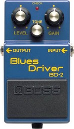 BOSS BD-2  PEDALE EFFETTO