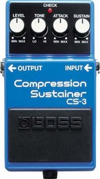 BOSS CS-3  PEDALE EFFETTO