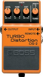 BOSS DS-2  PEDALE EFFETTO
