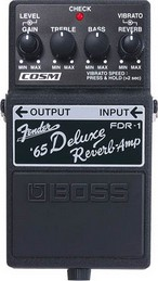 BOSS FDR-1  PEDALE EFFETTO