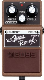 BOSS FRV-1  PEDALE EFFETTO