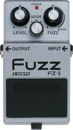 BOSS FZ-5  PEDALE EFFETTO