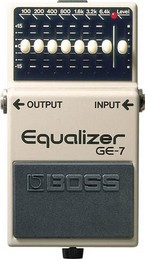 BOSS GE-7  PEDALE EFFETTO