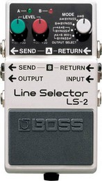 BOSS LS-2  PEDALE EFFETTO