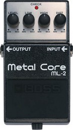 BOSS ML-2  PEDALE EFFETTO