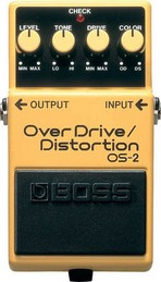 BOSS OS-2  PEDALE EFFETTO