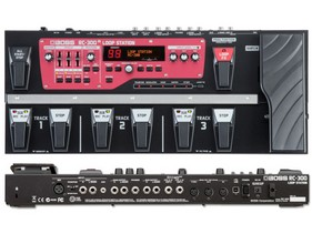 BOSS RC300 - LOOP STATION 3 TRACCE STEREO