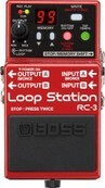 BOSS RC-3 -EFFETTO LOOP STATION USB 2.0 A PEDALE