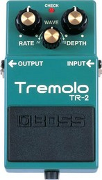 BOSS TR-2  PEDALE EFFETTO