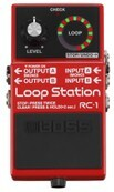 BOSS RC1-LOOP STATION-EFFETTO PER CHITARRA