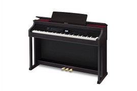 CASIO AP 650 BK Nero - Pianoforte digitale a mobile