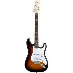 FENDER-SQUIER STRATOCASTER BULLET COLORE SUNBUSTER