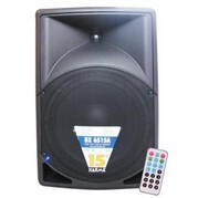 KARMA BX 6512A- Cassa Amplificata 300 W MP3-USB-SD