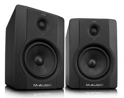 M-AUDIO BX5 D2 (COPPIA)  Studio Monitor 140W Biamplificati