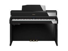 ROLAND HP 605 PE -polished Black