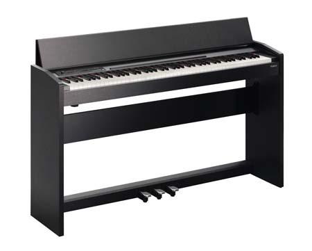 Pianoforte digitale roland f120sb pianoforti digitali e for Generatore di piano
