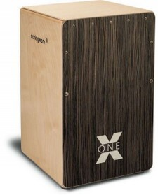 SCHLAGWERK CP 160 CAJON X-ONE HARD COAL STRIPES