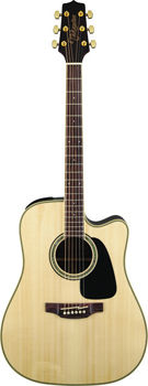 TAKAMINE GD51 CE NT- NATURAL