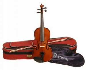 STENTOR STUDENT II  NP - VIOLINO 4/4 COMPLETO
